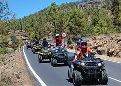 Quad Squad Tenerife
