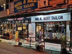 Mr K Best Tailors