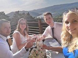 Esküvő 💒