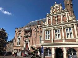 Town Hall Haarlem Radhaus
