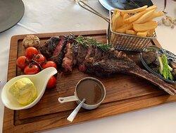 Quality steak