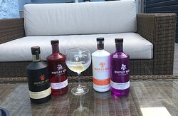 Check out our gin selection