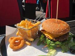 Trevligt lunchställe