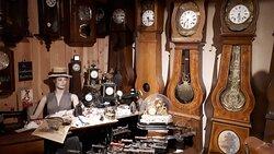 ...het museum stelt niet alleen gemotoriseerde voorwerpen tentoon...