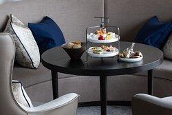 THE LOUNGE afternoon tea set