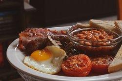 The Book Warren Breakfast