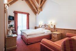 Fodara double room