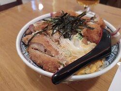 Bol de arroz con pollo