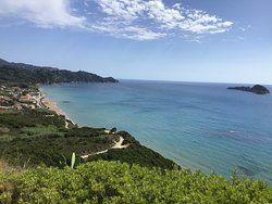 View of Arillas;
