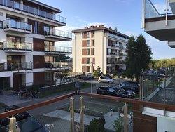 Saubere Apartments an der Promenade