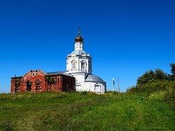Храм в честь Успения Пресвятой Богородицы в селе Глебово-Городище