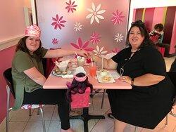 We LOVE the American Girl Doll Store, Washington DC