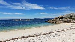 Magnifico paseo y magnificas playas