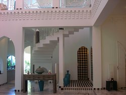 Lovely design.The best hotel in The Gambia