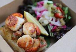The Boathouse - Street Food on the Beach