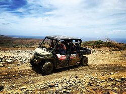 Off-Road Evolution Aruba