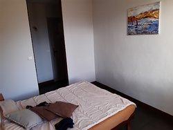 Chambre côté lit double