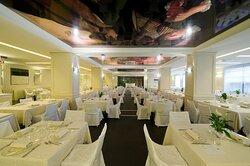 Sala Ristorante per grandi eventi
