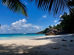 Traumhafter Strand wie im Paradies