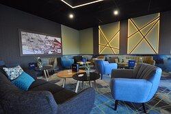 Sfeervolle Club Lounge