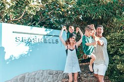Seashells Broome is perfect for families