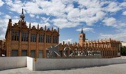 巴塞罗那 CaixaForum 展览中心