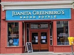 Juanita Greenberg's Nacho Royale