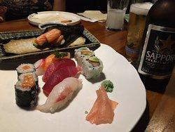 Best Sushi in Town zu absolut