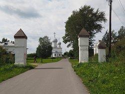 Белозерский кремль