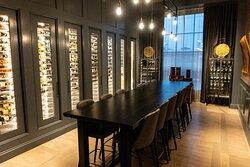 Riedel Wine Tasting Room