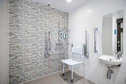 Bathroom in Accessible Room