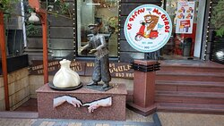 Amazing Armenian Restaurant - Especially the khinkalis!