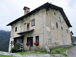 La seicentesca Casa de i Paloc