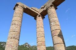 Tempio di Antas Monumento di interesse  storico