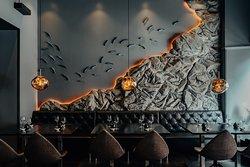 Zushi Dining room