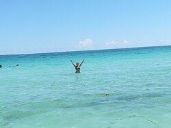 La trasparencia de las playas de Cayo Blanco, un tour imperdible en Varadero.