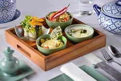 Experience tasty Bento Lunchtime treats at award-sinning Birdcage.