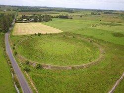 Rathnadarve - Western Aerial Survey / Rathcroghan VC