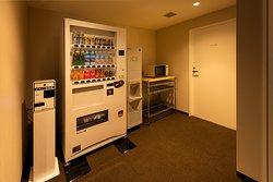 自動販売機、製氷機、電子レンジ(5F・7F)