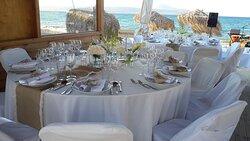 Wedding at Mistrali