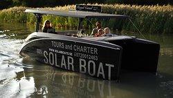 Solar Boat Stockholm