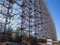 Duga Radar Russian Woodpecker