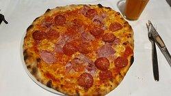Tolle Pizza, super Service