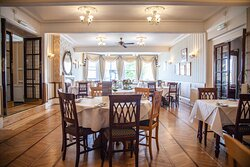 Dining and Breakfasts available to every guest