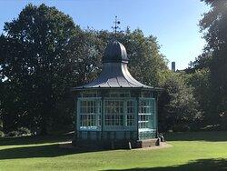 Weston Park.