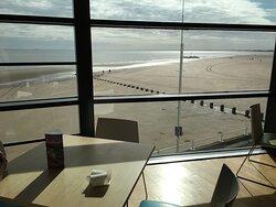 Amazing views, excellent COVID proceedures