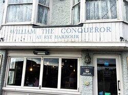 4.  William the Conqueror, Rye Harbour, East Sussex