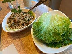 優雅又舒服泰國餐廳
