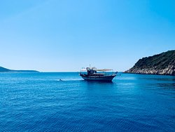 Boat trip near Kas