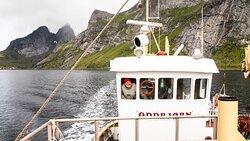Skipper Alex & his boat